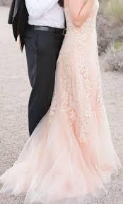 custom made wedding dress other custom made blush wedding dress 1 100 size 6 new un