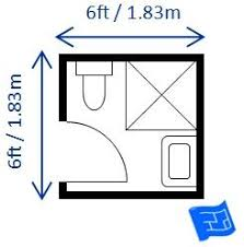 Bathtub Sizes Standard Small Bathroom Dimensions With A Shower 6ft X 6ft Pine Ave