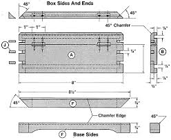 Wooden Jewelry Box Plans Free Downloads by The Keyed Corner Jewelry Box Plans