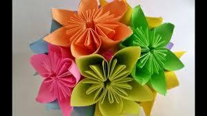 Flower Ball How To Make Kusudama Flower Ball Kusudama Flower Bouquet