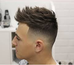 mens hairstyles for gray hair also agusbarber and long thick hair