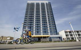 hyatt house opens on oceanfront and tourists likely won u0027t notice