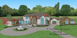 2d custom floorplan frontier custom builders