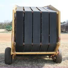 vermeer 605 super f round baler item 6910 sold southwes