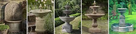 outdoor fountain pros shop outdoor water features