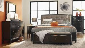 Bedroom Set With Leather Headboard Furniture Exquisite Palliser Furniture Bedroom Set