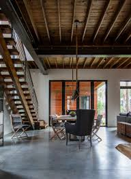 industrial home interior contemporary industrial home in atlantic beach florida