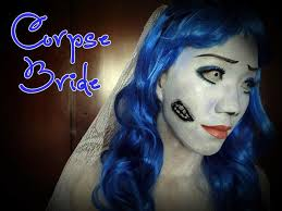 Corpse Bride Costume Halloween Series Corpse Bride With Diy Hairband U0026 Veil Youtube