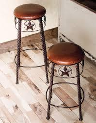 leather saddle bar stools decorating horse blanket black rug lone star western decor for