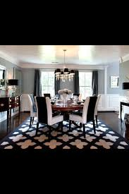 Black And White Dining Room Chairs 1660 Best Dining Rooms Images On Pinterest French Farmhouse