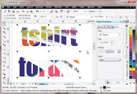 tutorial corel draw power clip how to use powerclip in coreldraw t shirt forums