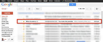 Catchy Subject Lines For Resume Emails What An Effective Email Fundraising Subject Line