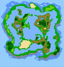 Ff9 World Map by Image Ff3 Floating Overworld Png Final Fantasy Wiki Fandom