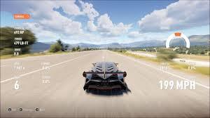 Lamborghini Veneno Top Gear - forza horizon 2 lamborghini veneno top speed youtube