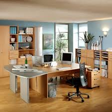 Large Home Office by Makeovers And Decoration For Modern Homes Design Home Office