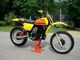 suzuki motocross bikes 1978 suzuki rm400 moto x fox replica vintage dirt pinterest