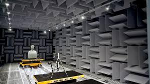 chambre sourde conception fabrication et installation d une chambre anéchoique