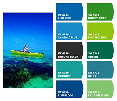 paint colors from chip it by sherwin williams turquoise for kids