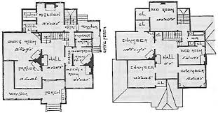 Antique House Plans Victorian Era House Plans See The