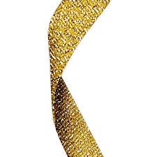 gold glitter ribbon gold glitter ribbon ace trophies