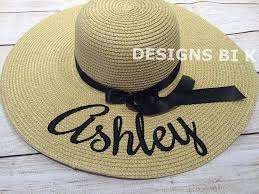 personalized hat personalized hat by designsbik on zibbet