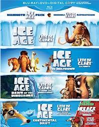 amazon ice age giftset bd blu ray ray romano movies u0026 tv