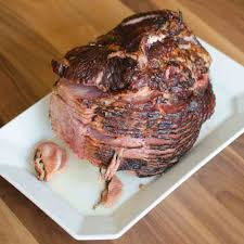 how to cook thanksgiving ham pressure cooked bone in ham with maple honey glaze simple