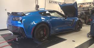 superchargers for corvettes 2015 corvette z06 gets edelbrock supercharger from lingenfelter