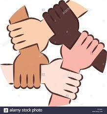 togetherness solidarity bonding sharing stock photos