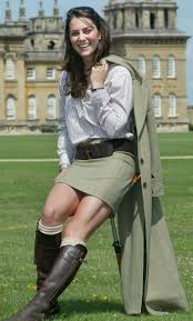 what kate middleton used to wear before she became the duchess of
