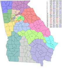 Ohio Congressional District Map by No Maryland Is Not The Most Gerrymandered State There Is More To