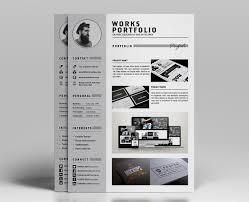 resume portfolio template portfolio template ya