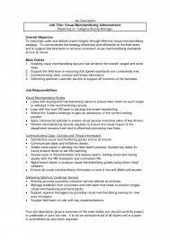 Hostess Job Description Resume by Merchandiser Job Description Resume Resume For Your Job Application