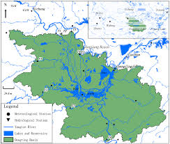 Rivers In China Map Water Free Full Text Analysis Of Long Term Water Level