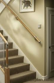 Banister Railing Kits Fusion Wall Handrail Kit Stair Banister Rail Kit