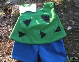 Pebbles Halloween Costume Pebbles Costume Baby Etsy