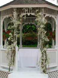 willow gazebo gazebo decorated with tall curly willow and million star babys