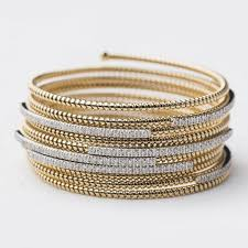 white gold yellow gold bracelet images 18 kt yellow gold bracelet with white diamonds coi firenze jpg