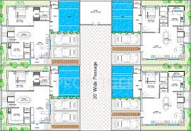 beach house layout layout plan image of anmol shrusti pvt ltd beach house for sale