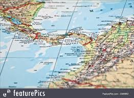 Map De Central America by Panama Map Picture