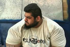 iranian hulk fight isis syria announcing plans join