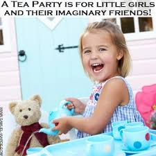 Tea Party Meme - little girl tells the truth about the tea party photo prune