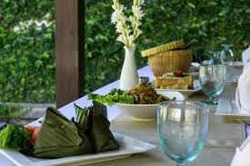 la cuisine au un avant goût de l indonésie cours de cuisine balinaise au the