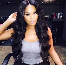 bob hair extensions with closures the middle part is great when u are putting a large amount of