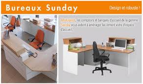 bureaux d accueil bureaux d accueil sunday meuble bureau agencement bureau rouxel