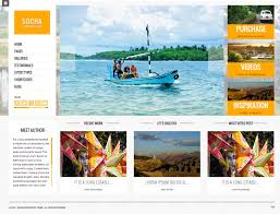 Travel Theme by Travel Theme Wordpress Themes Mythemes4wp