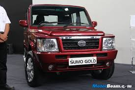 tata sumo modified tata sumo gold facelift features pictures
