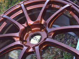lexus wheels powder coated copper wheels custom wheels powder coated wheels powder coated