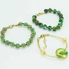 bracelet murano glass images Murano glass jewelry and accessories imported from venice italy jpg