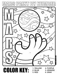 free solar system coloring pages planet earth pluto print